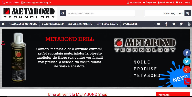 Metabond Shop